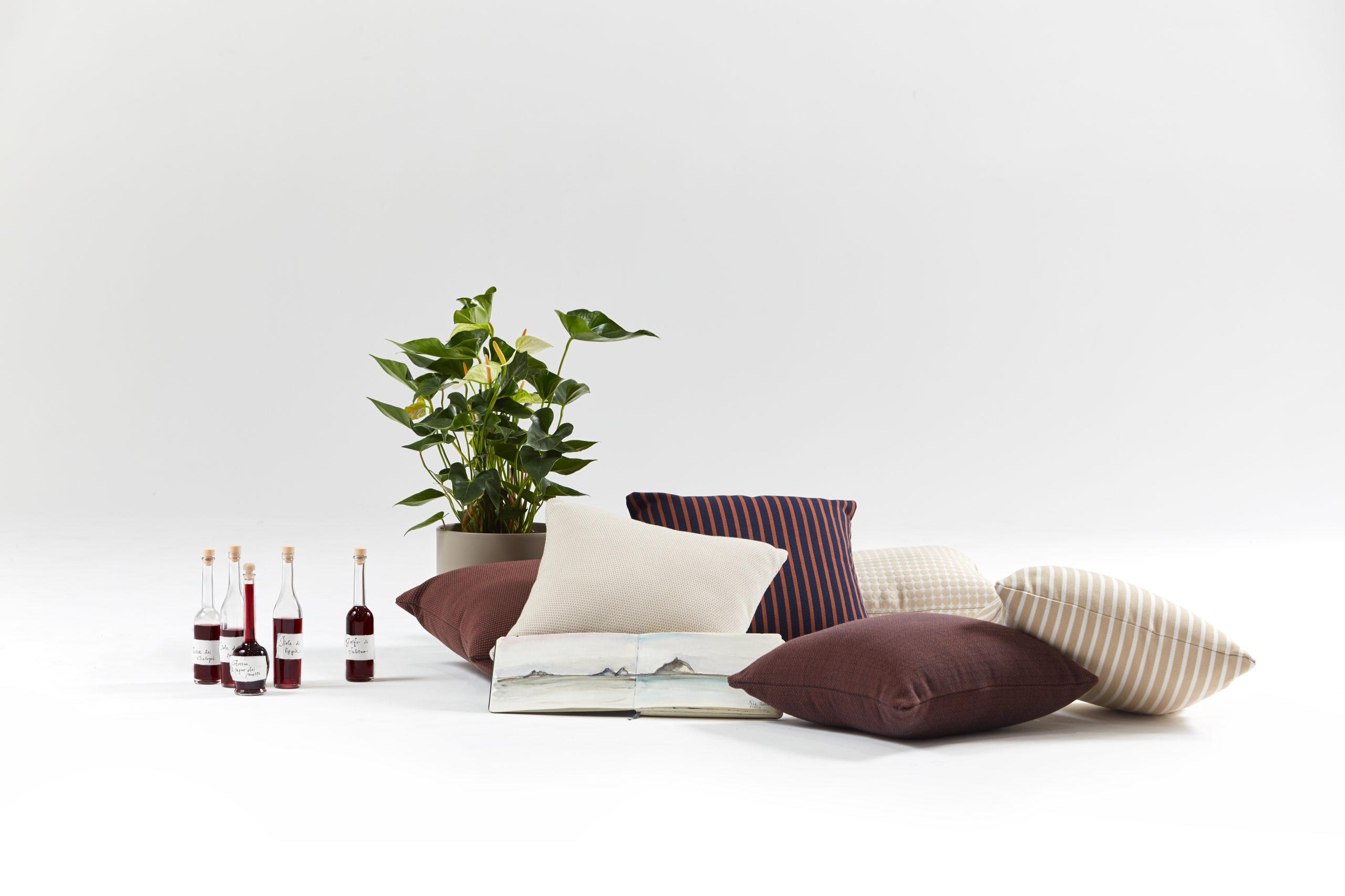 Fotografo tessuti di arredo Studio fotografico Filippo Uecher design Biella Zin