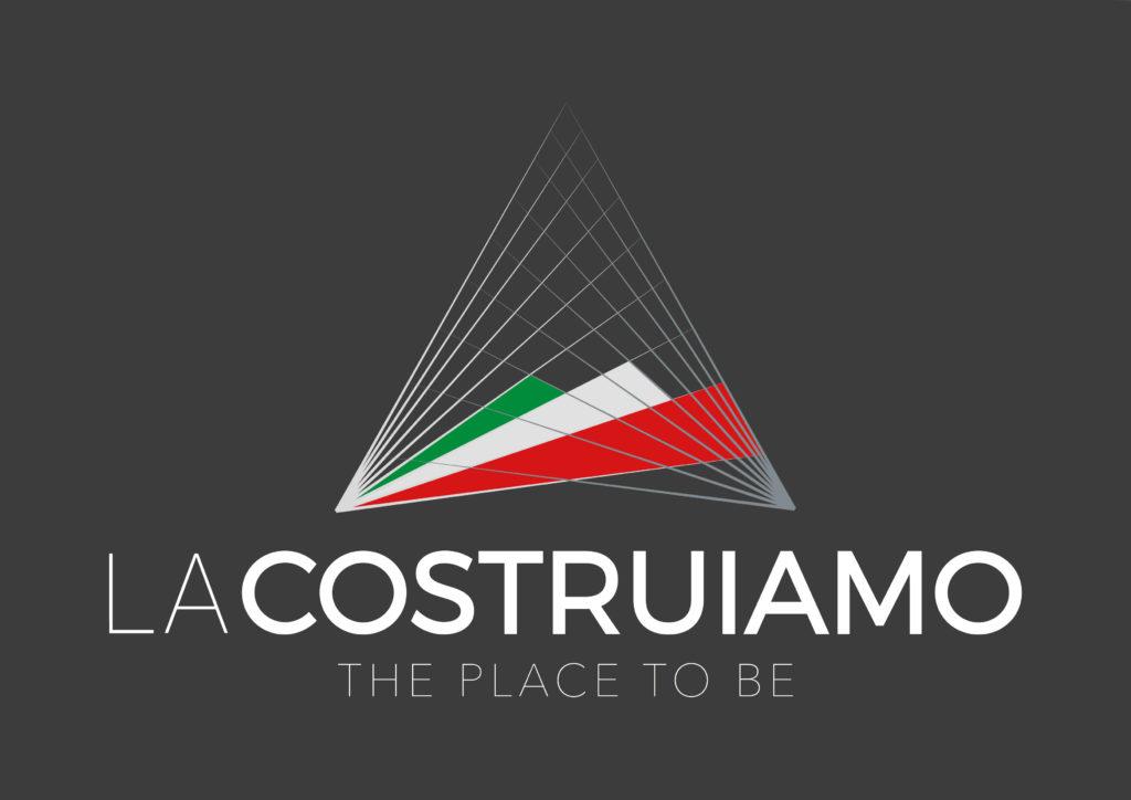 Grafica, logo design, immagine coordinata La costruiamo Biella Zin